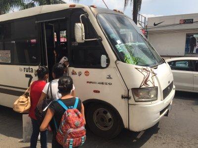 REITERA SMyT LLAMADO A DENUNCIAR COBRO EXCESIVO Y MAL TRATO EN EL TRANSPORTE